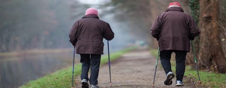 Bewegen met Parkinson