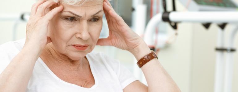 Parkinson en stress