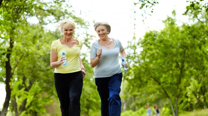 """""""Beweeg vooral voor gezondheidswinst, niet per se voor prestatie"""""""