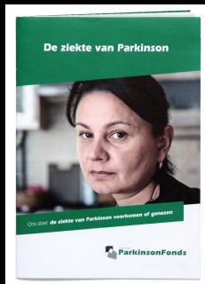 """Brochure """"De ziekte van Parkinson"""""""