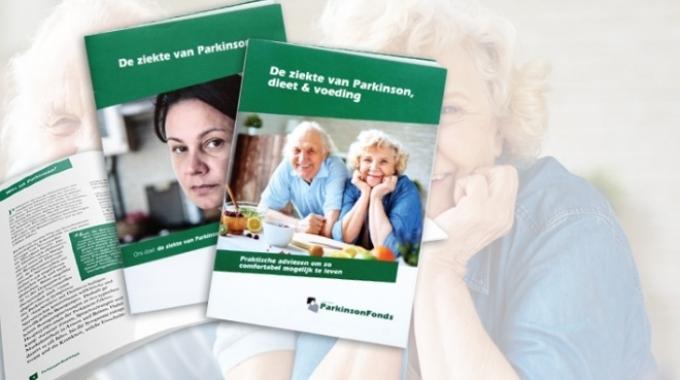 Broschure over de ziekte van Parkinson