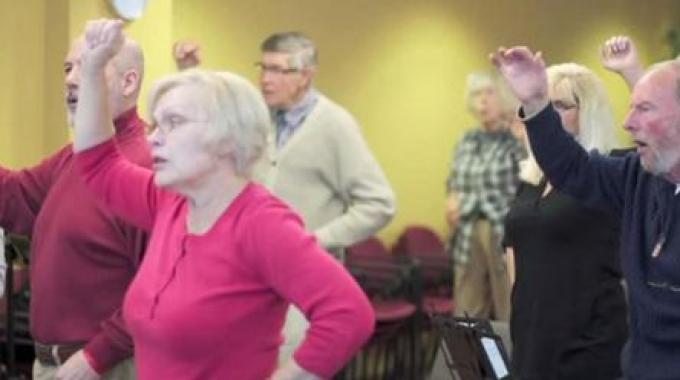 Zingen met Parkinson
