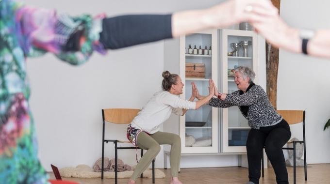 Dansen als medicijn tegen Parkinson